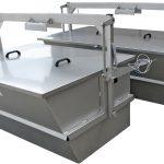 Kadaverkippebehälter Kabox P950W und P1300W